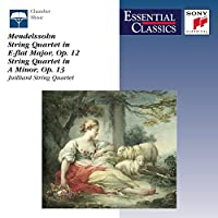 String Quartet 1 E Flat Maj / String Quartet 2 a