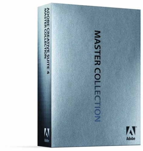 Adobe Creative Suite 4 Master Collection 日本語版 Windows版 (旧製品)