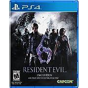 Resident Evil 6(輸入版:北米) - PS4