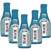 桷志田 鰹黒酢 200ml×5本