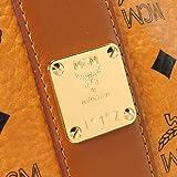 WP2AVI90CO 001 トートバッグ コニャックブラウン エムシーエム画像⑤