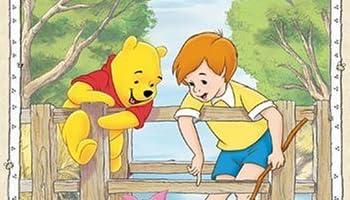 「くまのプーさん(Winnie the Pooh)」はカナダ生まれだった?