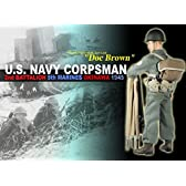 DR70610 1/6 WW.II 米海兵隊 衛生兵 ドク・ブラウン