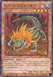 遊戯王 英語版 Lion Alligator (BP03-EN089) - Battle Pack 3: Monster League - 1st...