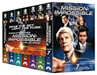 Mission Impossible: Complete TV Series Pack [DVD] [Import]