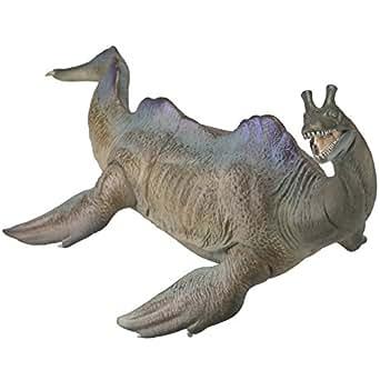 ソフビトイボックス014 ネッシー ネス湖の怪獣 (the Loch Ness Monster) ノンスケール ソフトビニール製 塗装済み 可動フィギュア