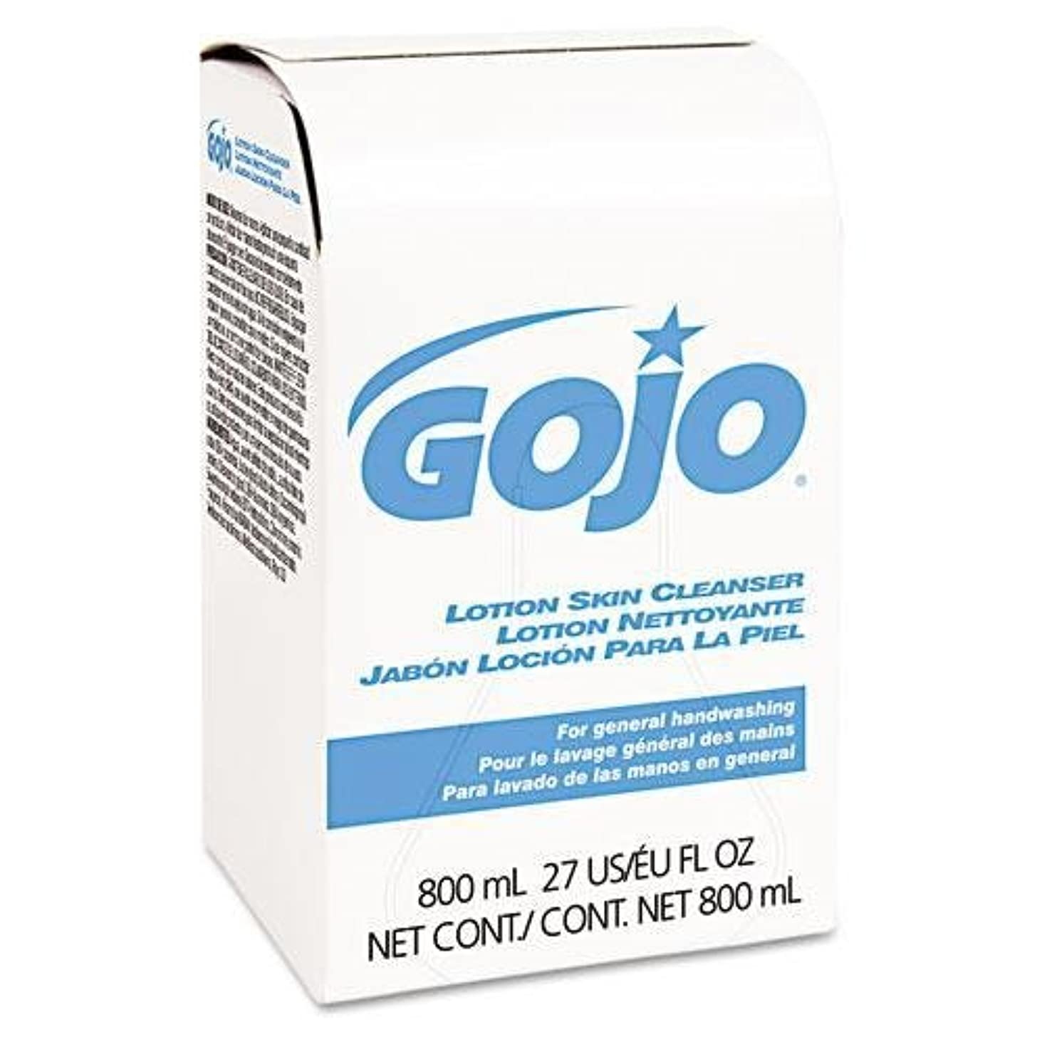 星洞察力のある織機goj911212 – GOJOローションスキンソープディスペンサー詰め替え
