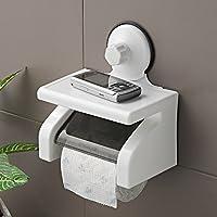 バスルーム防水トイレロールホルダー/壁紙タオルシェルフ/ラック/トイレットペーパーティッシュボックス