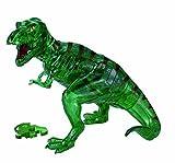 49ピース クリスタルパズル ティラノサウルス T-REX・グリーン