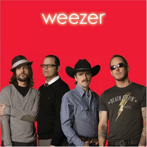 Weezer (Red Album)の詳細を見る