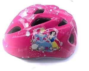 幼児 子供用ヘルメット プリンセスピンク (M)