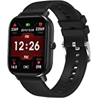 Smart Watch Wristwatch, Bluetooth Calling, Keypad, Contact Information, Large 1.54 Inch Screen,…
