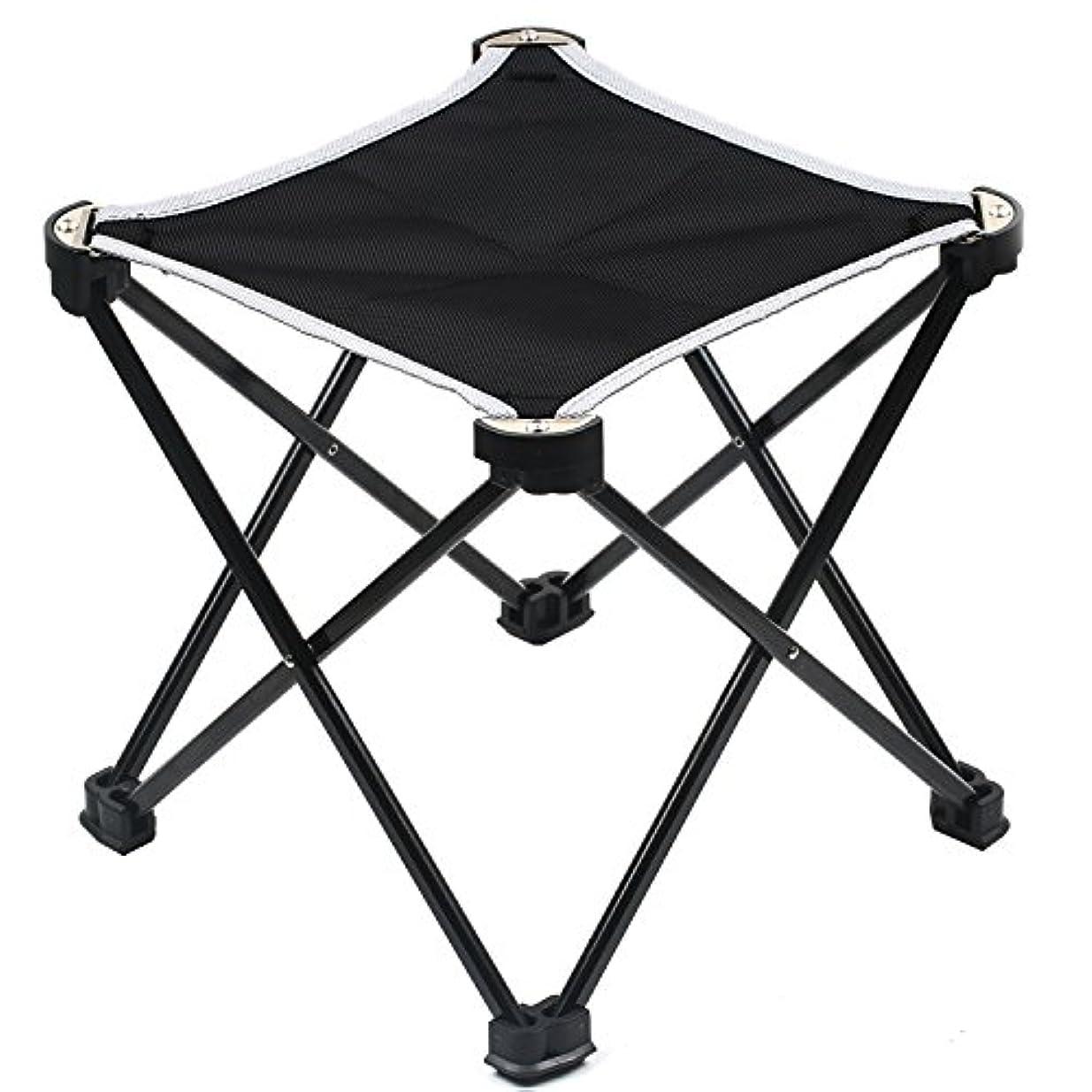 ブロンズ旋律的故意のMUSON(ムソン) アウトドアチェア 折りたたみ椅子 超軽量コンパクト(耐荷重80kg) 持ち運び便利 組み立て簡単 収納バッグ付き お釣り 登山 携帯便利 キャンプ椅子 登山 キャンプ用 ウルトラライトチェア 折畳式携帯イス