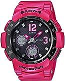 [カシオ] ベビージー 電波ソーラー BGA-2100ST-4BJF 腕時計 ピンク