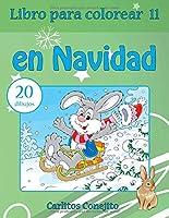 Libro para colorear en Navidad: 20 dibujos