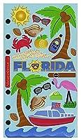 Stickoクラシックステッカー(フロリダ) 5個SKU # 1822847MA