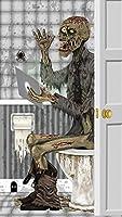 Zombie Door Cover Assortment Style:Toilet [並行輸入品]