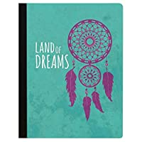 Tree-Free Greetings Land Of Dreams Soft Cover 140 Page Recomposition College Ruled Notebook 9.75 x 7.25 (CJ48433) [並行輸入品]