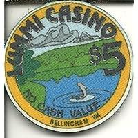 $ 5 Lummiカジノno cash value BellinghamワシントンSuper Rareカジノチップ