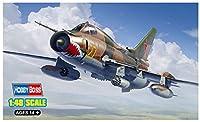 ホビーボス 1/48 エアクラフトシリーズ ソビエト連邦 Su-17M4 フィッターK プラモデル 81758