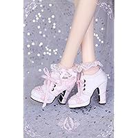 ASDOLL bjd靴 ドールシューズ bjdドール専用 1/3女用桜色靴 球体関節人形 人形用靴