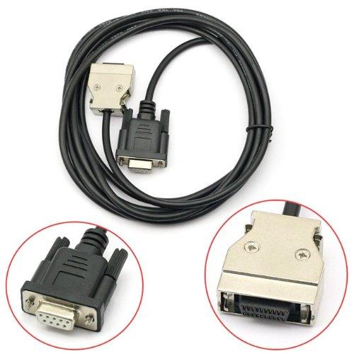 PLC ケーブル RS232 C200HS C200HX/HG/HE SRM1 シリーズ用 CQM1-CIF02 Omronに対応