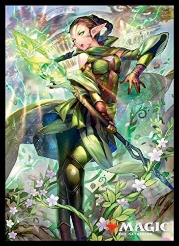 マジック:ザ・ギャザリング プレイヤーズカードスリーブ 『灯争大戦』 《世界を揺るがす者、ニッサ》 (MTGS-086)