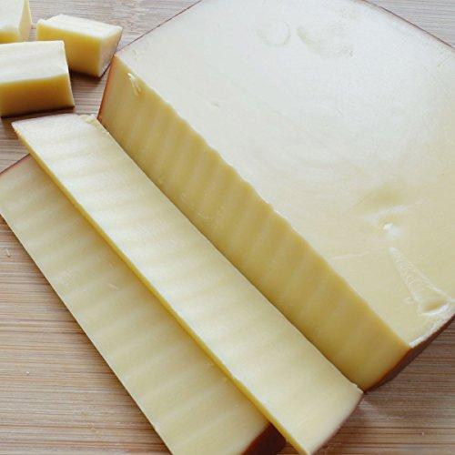 スモークチーズ プレーン スライス  約900g前後 オランダ産 プロセスチーズ クール便発送 Smoked cheese