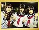 AKB48 北原里英&大場美奈&上枝恵美加 生写真 鈴懸の木の道で~ セブンイレブン特典 フォト 写真 NMB48 SKE48 NGT48