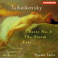 Tchaikovsky: Suite No.1/The Storm/Fate (1997-12-22)