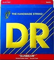 DR NLR5-40 Sunbeams 5 String Bass Guitar Strings 40-120