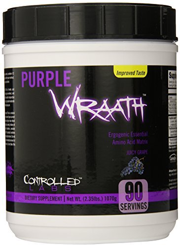 CONTROLLED LABS Purple Wraath Juicy Grape B01JH0BP2K 1枚目