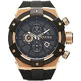 (ブレラ オロロジ) BRERA OROLOGI ブレラオロロジ 時計 メンズ BRERA OROLOGI BRSSC4902 SUPERSPORTIVO 腕時計 ウォッチ ブラック[並行輸入品]