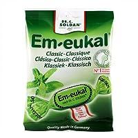 Em-Eukal Krauterbonbons 75g bag by Soldan by Soldan