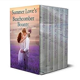 Summer Love's Beachcomber Bounty by [Amos, Cindy M., Lorenzen, Christina, Martin, Gail Gaymer, Perry, Trish, Rogers, Martha]