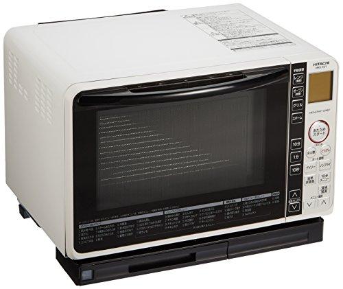 RoomClip商品情報 - 日立 スチーム オーブンレンジ ヘルシーシェフ 23L ホワイト MRO-RS7 W