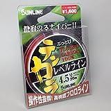 サンライン(SUNLINE) ぶっとびテンカラレベルライン 30m (4.5号)