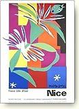 アンリ マティス La Danseuse Creole, Nice, France ムルロー工房リトグラフ