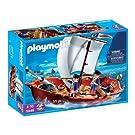 Playmobil(プレイモービル) Soldiers Boat 船 戦艦 5948 【並行輸入品】
