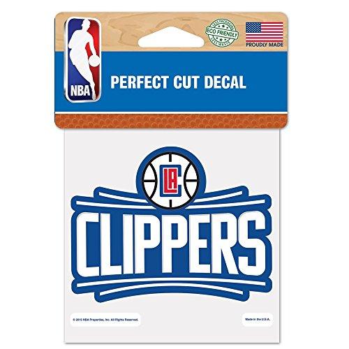 ステッカー NBA ロサンゼルス クリッパーズ チームロゴ
