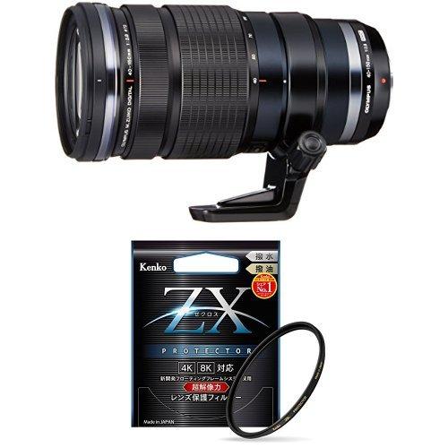 OLYMPUS 望遠ズームレンズ ED 40-150mm F2.8 1.4X テレコンバーターキット 防塵 防滴 マイクロフォーサーズ...