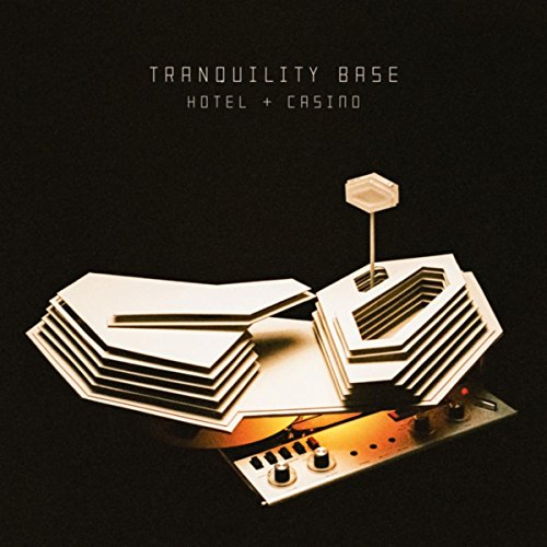 amazon music アークティック モンキーズのtranquility base hotel