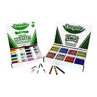 Crayola 200キット( Item # crmrkcry )