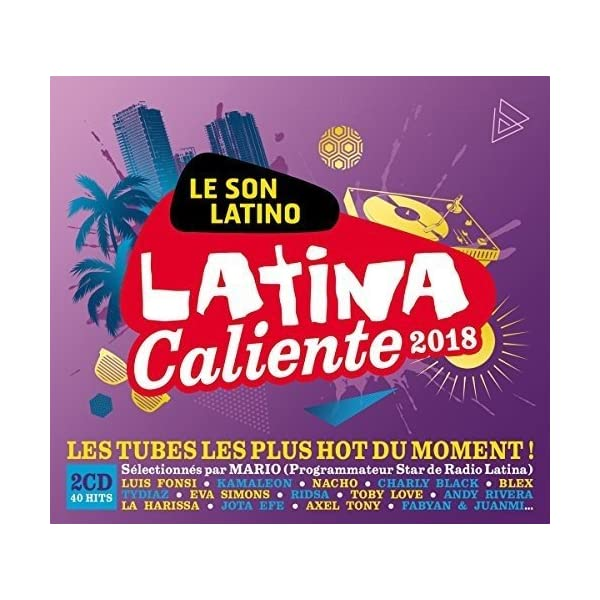 LATINO CALIENTE 2018の商品画像