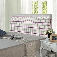 LIANGJUN クッション ベッドサイド 背もたれ枕 三角形 枕 コットン ウォッシャブル 柔らかい 実用的な 読書 残り 壁に貼り付ける ベッドルーム ベッド 背もたれ、 8色 (色 : 40センチメートル-24ワット, サイズ さいず : 80X50X12cm)