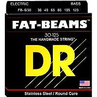 DR ベース弦 6弦 FAT-BEAMS ステンレス .030-.125 FB6-30