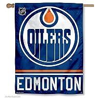 WinCraft Edmonton Oilers 27x 37Verticalフラグ