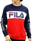 フィラ FILA(フィラ) トレーナー 切替え ブランド ロゴ