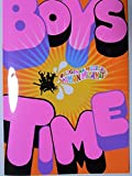 BOYS TIME ボーイズ・タイム 2000年ツアー公演パンフレット 演出:宮本亜門 藤井隆 山本耕史 佐藤隆太 森山未來 齋藤直樹 福田転球