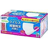 【2箱セット】フェイスフィットマスク ホワイト 小さめサイズ 50枚入